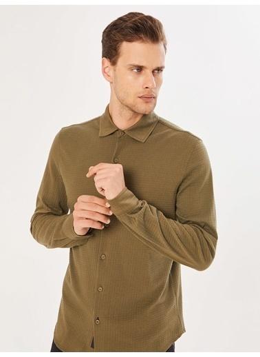 Xint Gömlek Haki